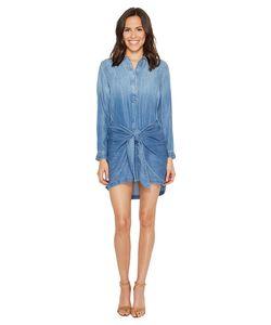 Calvin Klein Jeans | Tie Front Button Down Dress Bella Mid