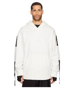 D.Gnak | Three Tapes Hoodie Mens Sweatshirt