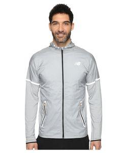New Balance | Performance Merino Hybrid Jacket Athletic Mens Coat