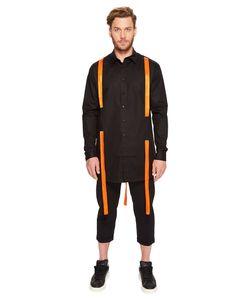 D.Gnak | Three Tapes Shirt Mens Clothing