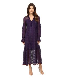 Nanette Lepore | Rhapsody Dress Plum Womens Dress