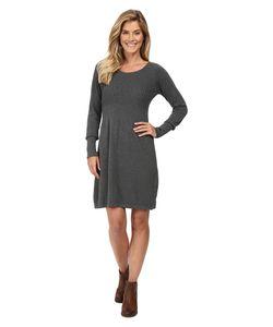 PRANA | Zora Dress Charcoal Dress