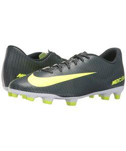 Nike | Mercurial Vortex Iii Cr7 Fg Seaweed/Volt/Hasta Soccer Shoes