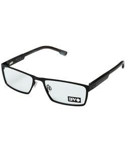 Spy Optic   Nelson Matte Smoke Reading Glasses Sunglasses