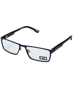 Spy Optic   Nelson Matte Navy/Dark Tort Reading Glasses Sunglasses