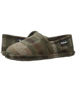 Woolrich | Chatham Chill Camo Wool Slippers