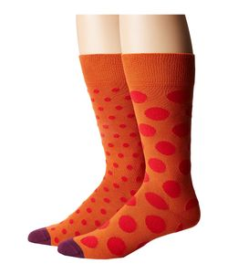 Paul Smith | Odd Polka Sock Multi 1 Crew Cut
