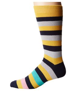 Paul Smith | Mel Stripe Sock 2 Crew Cut