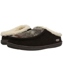 Woolrich | Plum Ridge Java/Blanket Wool Slippers