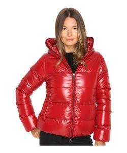 Duvetica | Thiacinque Quilted Down Jacket Rosso Gran Coat