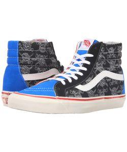 Vans   Sk8-Hi Reissue 50th Stv Print Skate Shoes