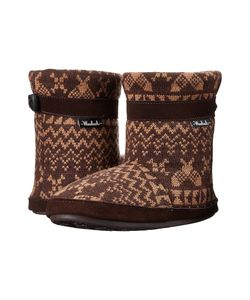 Woolrich | Whitecap Knit Boot Java Snowshoe Sweater Boots