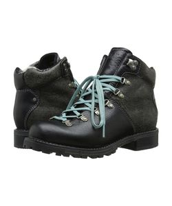 Woolrich | Rockies Crackle Leather Boots