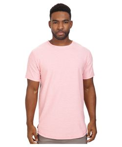 Publish | Norr Striped Terry Scallop Bottom Tee