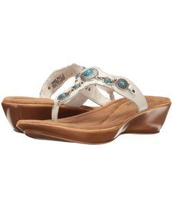Minnetonka | Mora Leather Womens Shoes