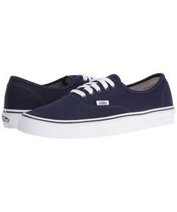 Vans   Authentic Eclipse/True Skate Shoes