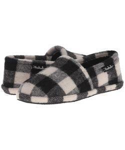 Woolrich | Chatham Chill Buffalo Check Wool Slippers