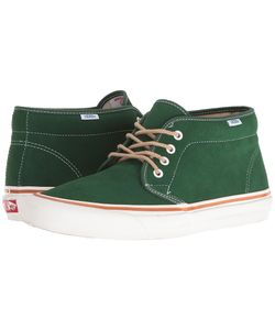 Vans   Chukka Boot 49 Reissue 50th Stv/Forest/Suede Skate Shoes