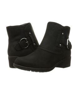 Hush Puppies | Proud Overton Wp Leather Womens Boots