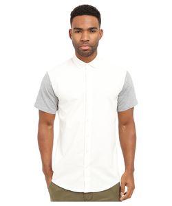 Publish | Hans Premium Oxford Short Sleeve Button Up
