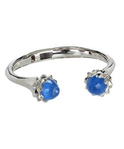 Stephen Webster | Superstud Cuff Bracelet Sterling / Agate/Crystal Bracelet