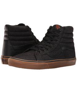 Vans   Sk8-Hi Reissue Denim Campl Gum Skate Shoes