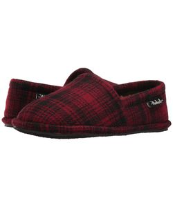 Woolrich | Chatham Chill Hunting Plaid Wool Slippers