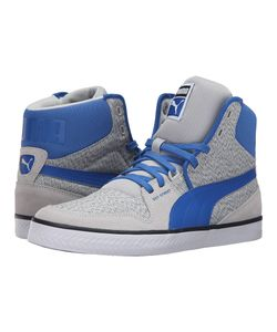 Puma | Sky Street Vulc Glacier / Royal Mens Shoes