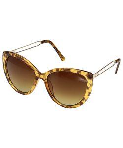 Steve Madden | Clover Tortoise Fashion Sunglasses