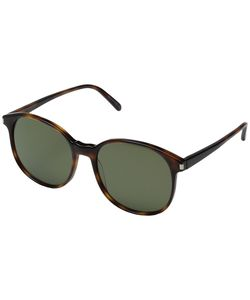Saint Laurent | Sl 95 Light Havana/Solid Barberini Mineral Lens