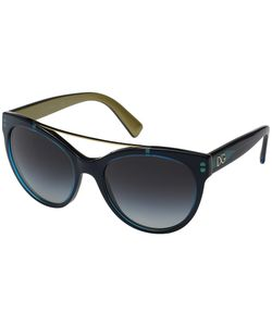 Dolce & Gabbana | Dolce Amp Gabbana 0dg4280 Top Petroleum Gradient Fashion Sunglasses
