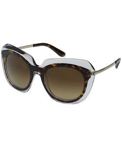 Dolce & Gabbana | Dolce Amp Gabbana 0dg4282 Havana Gradient Fashion Sunglasses