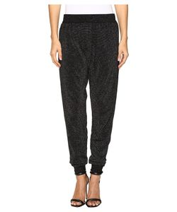 Wolford | Lurex Knit Trousers Casual Pants