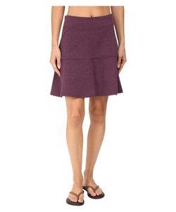 PRANA | Gianna Skirt Wine Skirt