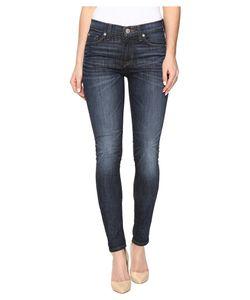 Hudson | Nico Mid-Rise Super Skinny Jeans In Malibu Canyon Malibu