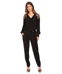 Prabal Gurung | Lace Jumpsuit Jumpsuit Rompers One