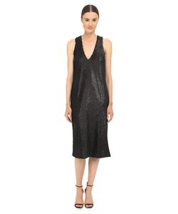 Prabal Gurung | Dusted Paillette Sleeveless Dress Womens Dress