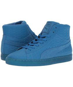 Puma | Suede Mid Me Iced Royal Shoes