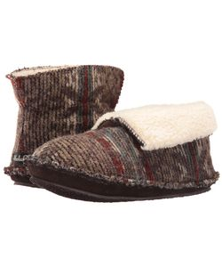 Woolrich | Lodge Bootie Archival Blanket Wool Boots