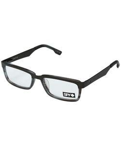 Spy Optic | Holden Brushed Gunmetal/Matte Smoke Reading Glasses Sunglasses