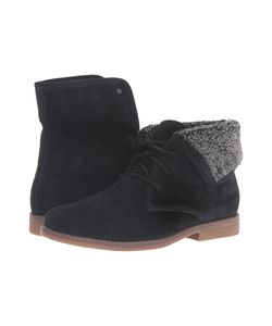 Hush Puppies   Marthe Cayto Suede Womens Pull-On Boots