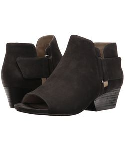 Naturalizer | Gemi Nubuck Wedge Shoes