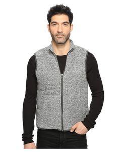Splendid Mills | Puffer Vest Heather Vest
