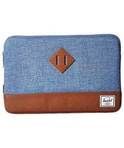 Herschel Supply Co. | Herschel Supply Co. Heritage Sleeve For 11inch Macbook Limoges Crosshatch/Tan