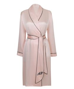 AGENT PROVOCATEUR | Classic Dressing Gown Pink