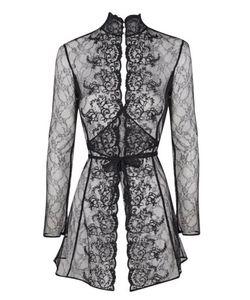 AGENT PROVOCATEUR | Laretta Gown Black