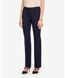 Ann Taylor | Petite Ann Seasonless Straight Leg Pants