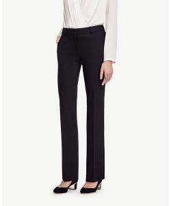 Ann Taylor | Petite Kate All-Season Stretch Straight Leg Pants