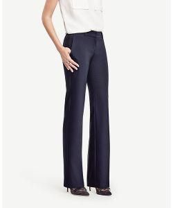 Ann Taylor | Kate Tropical Wool Trousers