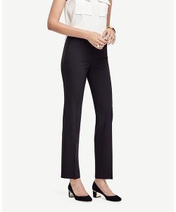 Ann Taylor | Kate All-Season Stretch Straight Leg Pants